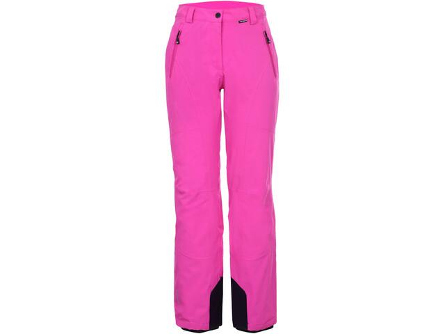 Icepeak Noelia Spodnie narciarskie Kobiety, hot pink